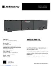 audiosource amp 210 manuals rh manualslib com Audio Source Amp 2 Audio Source AMP -100 Amplifier