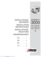 Alde compact 3010 service manual.