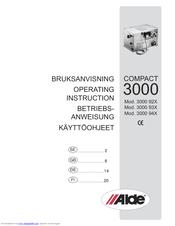 Alde 3010 213 manuals.