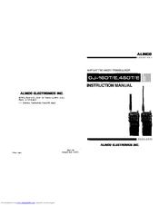 alinco dj 160t instruction manual pdf download rh manualslib com