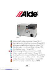 Getting the best out of the alde compact 3010 heating system.