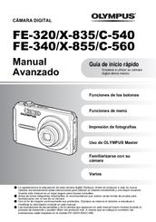 olympus fe 340 digital camera compact manuals rh manualslib com olympus fe 370 manual olympus camera fe 340 manual