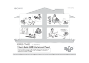 Sony Aibo ERS-7M2 User Manual