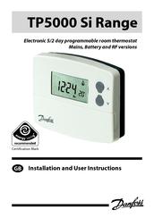 Danfoss Tp5000 Si Range Manuals