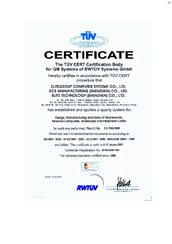 ECS 661GX/800-M7 (V3.0) 64Bit