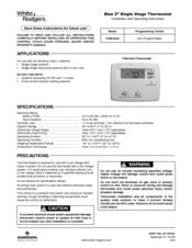 emerson thermostat manual 1f86 0244