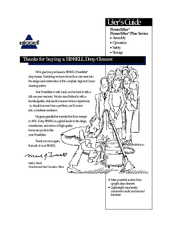 Bissell Powerlifter Series Manuals