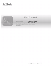 D-Link DWS-4000 Series User Manual