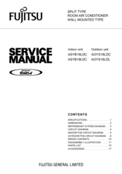 fujitsu asyb18ldc manuals rh manualslib com