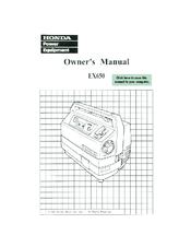 honda ex650 manuals rh manualslib com