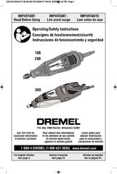 dremel 100 manual pdf download rh manualslib com manual for dremel slicing software manual for dremel 400 xpr