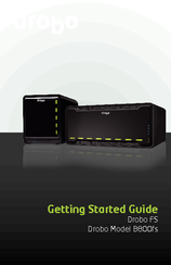 Drobo FS Getting Started Manual