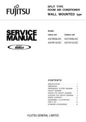 fujitsu asyb09ldc service manual pdf download rh manualslib com