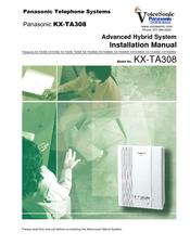 Manual de-usuario-panasonic-kx-ta308.