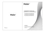 Haier HL46XSLW2 Owner's Manual