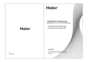 Haier HL40XSL2b Owner's Manual