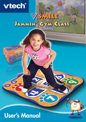 Vtech V.Smile Jammin  Gym Class User Manual