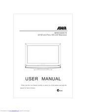awa mhdv3209 f4 manuals rh manualslib com Vizio 32 LCD TV Samsung 32 LCD TV
