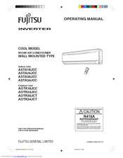 fujitsu asta24jcc manuals rh manualslib com