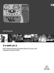 Pdf manual for behringer amp v-amp pro.
