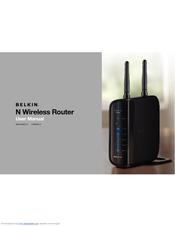 Belkin n wireless router user manual router image oakwoodclub. Org.