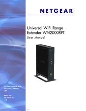 NETGEAR WN2000RPTV1 RANGE EXTENDER WINDOWS XP DRIVER DOWNLOAD