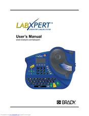 brady labxpert manuals rh manualslib com