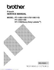 brother p touch pt 1170 manuals rh manualslib com 1170 Gun 1170 Gun