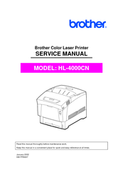 brother hl 4040cn service manual free owners manual u2022 rh wordworksbysea com Brother HL 4040Cn Troubleshooting Brother HL 4040Cn Software