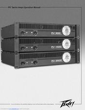 peavey pv 1500 operation manual pdf download rh manualslib com Peavey PV Series PV 215 Peavey 6 Mixer