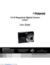 polaroid i1437 user manual pdf download rh manualslib com Instruction Manual Book Instruction Manual Book