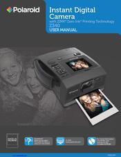 polaroid z340 user manual pdf download rh manualslib com Polaroid Darkslide polaroid zink z340 manual