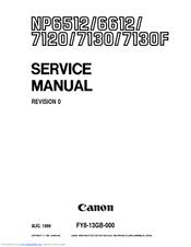Canon np6512 service manual pdf download.
