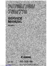CANON PC720 DRIVER FOR WINDOWS MAC