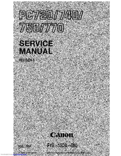 CANON PC720 DRIVERS WINDOWS 7 (2019)