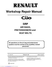 renault clio manuals rh manualslib com 2017 Renault Symbol Renault Symbol 2003