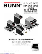 bunn c series manuals. Black Bedroom Furniture Sets. Home Design Ideas