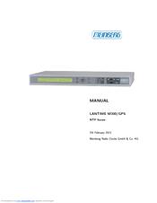 MEINBERG LANTIME M300 MANUAL Pdf Download