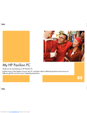 HP Pavilion a700 - Desktop PC Brochure