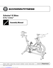 elite fitness exercise bike manual