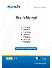 Tenda TWL541R Router Drivers Update