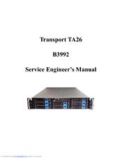 TYAN TRANSPORT TA26 (B3992) DRIVERS (2019)