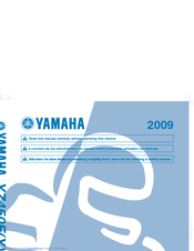 Yamaha YZ450F(Y) Owner's Manual