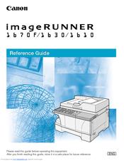 Canon ir1200 / ir1510 series printer service manual + parts catalog.
