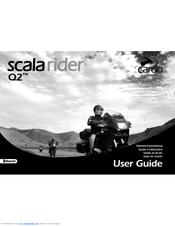 cardo systems scala rider q2 manuals rh manualslib com cardo scala rider user manual cardo scala rider user manual