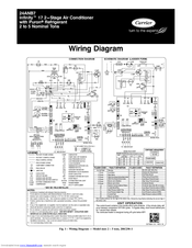 carrier wiring schematic old carrier wiring diagrams for vav boxes #7