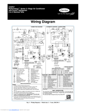 carrier 24apa7 performance manuals carrier 24apa7 performance wiring diagram