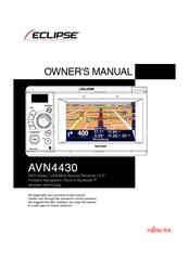 fujitsu avn4430 owner s manual pdf download rh manualslib com Eclipse AVN4430 Review Eclipse AVN4430 Review