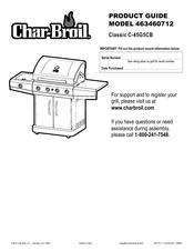 char broil manual daily instruction manual guides u2022 rh testingwordpress co Ham in the Big Easy Infrared char broil big easy instructions manual