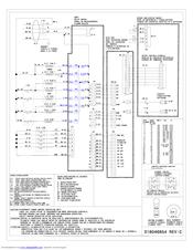 frigidaire gas range manuals frigidaire gas range wiring diagram